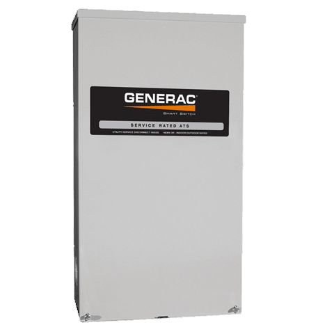 Generac Guardian 11KW generator switch