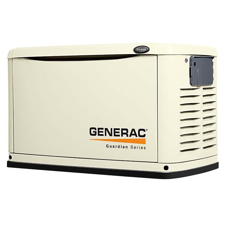 Generac Guardian 11KW generator