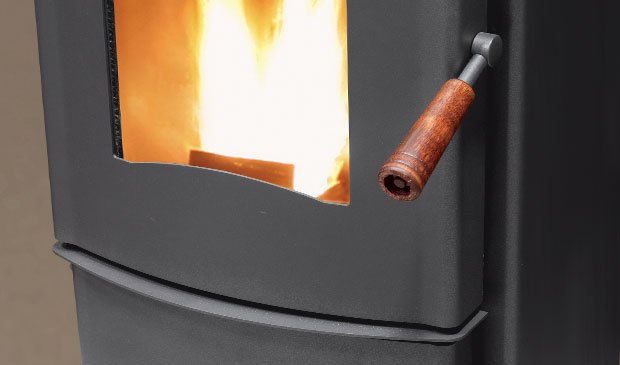 Enviro Mini-A  Freestanding Pellet Stove
