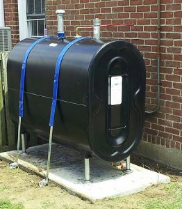 aboveground storage tank requirements