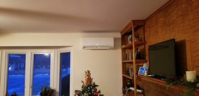 indoor heat pump