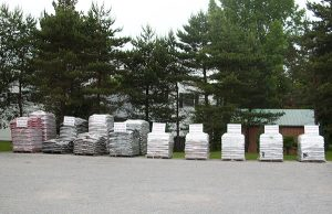 pellets mulch