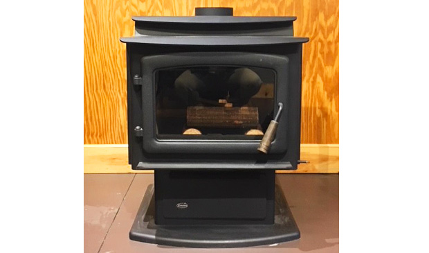 Kodiak Freestanding Step Top Woodstove 1700