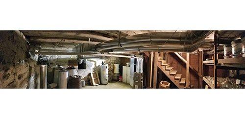 heater installation 8